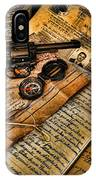 Archaeologist - Jamaican Expedition  IPhone Case