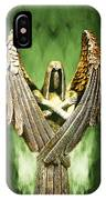 Archangel Azrael IPhone Case