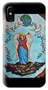 Archangel Gabriel IPhone Case