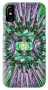 Archangels Gather Mandala IPhone Case