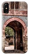 Arched  Gate IPhone Case