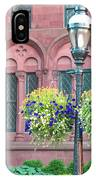 Arches And Potted Plants IPhone Case
