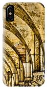 Arches At St Marks - Venice IPhone Case