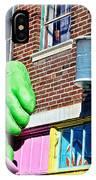 Architecture - Peggy Noland Building IPhone Case