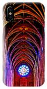 Archway In Grace Cathedral In San Francisco-california IPhone Case