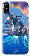 Arctic Harmony IPhone Case