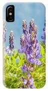 Arctic Lupine IPhone Case