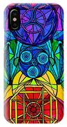 Arcturian Conjunction Grid IPhone Case