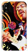 Jimi Hendrix Are You Experienced IPhone Case