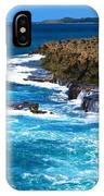 Arecibo Lighthouse 4 IPhone Case