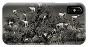 Argan Loving Goats IPhone X Case