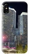 Aria Light - Aria Resort And Casino At Citycenter In Las Vegas IPhone Case