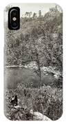 Arizona Apache Lake, 1873 IPhone Case