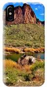 Arizona At Its' Best IPhone Case