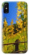 Arizona Autumn Ver 2 IPhone Case