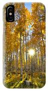 Arizona Gold IPhone Case