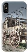 Arizona Wagon IPhone Case