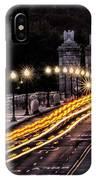 Arlington Bridge And Cemetery IPhone Case