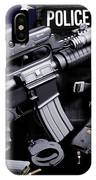 Arlington County Police IPhone Case