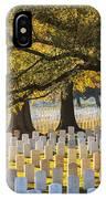 Arlington National Cemetery Washington Dc IPhone Case