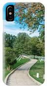 Arlington National Cemetery Part 2 IPhone Case