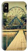 Arnolds Park IPhone Case