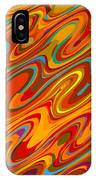 Art Abstract Geometric Pattern 26 IPhone Case