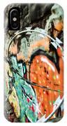 Art Behind IPhone X Case