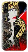Art Deco Bell IPhone Case