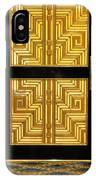 Art Deco Door IPhone Case