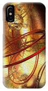 Art In Motion 2 IPhone Case
