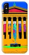 Art Museum -philadelphia IPhone Case