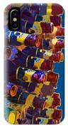 Art Of Bottles IPhone Case