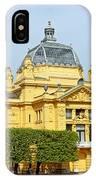 Art Pavilion Zagreb IPhone X Case