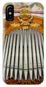 Arth Goldau Organ IPhone Case