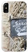 Artigiano - Tuscany IPhone Case