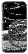 Artillery At Gettysburg IPhone Case