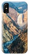 Artist Point In Yellowstone IPhone Case