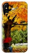Artistic Reflection IPhone Case