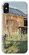 Artwork Barn IPhone Case