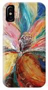 Artwork Fragment 06 IPhone Case