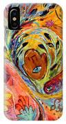 Artwork Fragment 58 IPhone Case