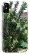 Asant Plants IPhone Case