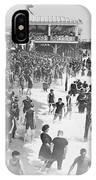 Asbury Park - New Jersey - 1908 IPhone Case
