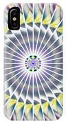 Ascending Eye Of Spirit Kaleidoscope IPhone X Case