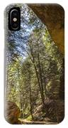 Ash Cave IPhone Case