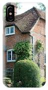 Ashers Farmhouse Five Bells Lane Nether Wallop IPhone Case