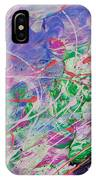 Ashes In The Wind IPhone Case