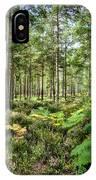 Ashley Heath Forest IPhone X Case