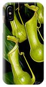 Asian Pitcher Plant IPhone Case